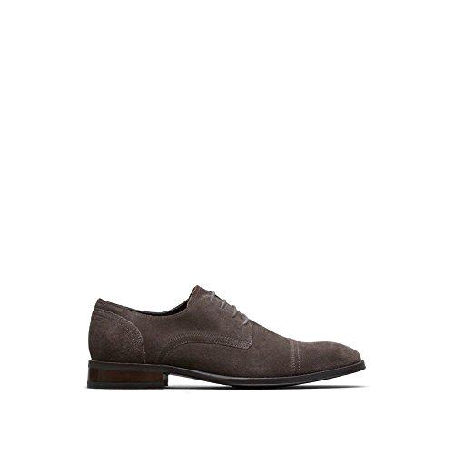 Kenneth Cole New York Toutes Les Chaussures En Daim Cueillies - Hommes Gris