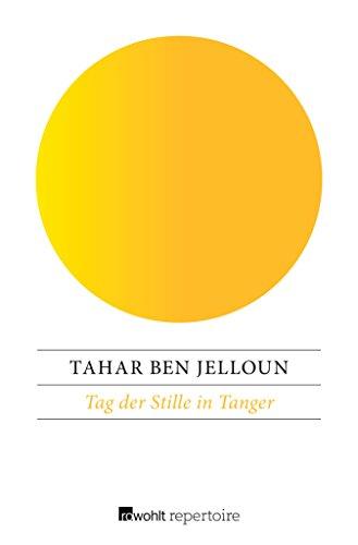 Tag der Stille in Tanger (German Edition)