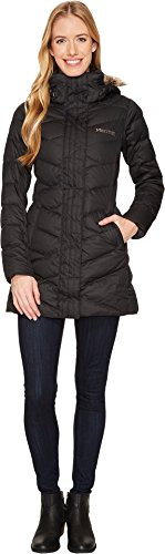 Marmot Down Coats - Marmot Women's Strollbridge Jacket Black Large