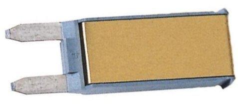 Bussmann CB211-10 Type I ATM Footprint Automotive Circuit Breaker (10 Amp), 1 Pack