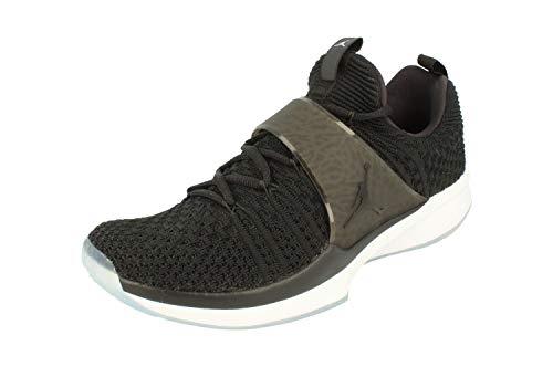 2 Trainer 010 Wit Nike Flyknit Schoenen Jordan Zwart Gymnastics 85WqEW