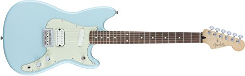 Fender Duo-Sonic HS - Daphne Blue, Rosewood ()