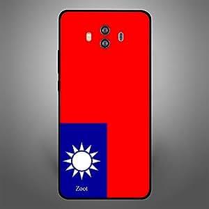 Huawei Mate 10 Taiwan Flag