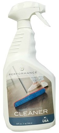 Luxury Carpet (Quick-Step Performance Accessory Hard Surface Spray Cleaner 32oz)