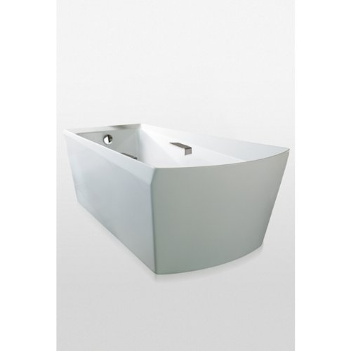Toto soiree soaking bathtub for Best soaker tub for the money