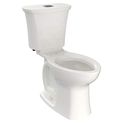 American Standard 204AA200.020 Edgemere Right Height Elongated Dual Flush Toilet White by American Standard (Image #3)