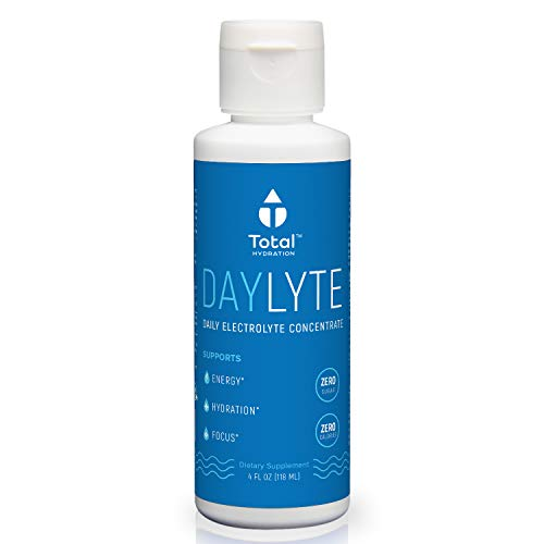 Natural Electrolyte Concentrate Solution – Hydration Supplement – #1 Ranked – Rehydration for Endurance Sports, Exercise & Alcohol – w/Salt, Magnesium, Potassium & Trace Minerals – Vegan, Non-GMO, Review