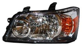UPC 762405623788, TYC 20-6568-00 Toyota Highlander Driver Side Headlight Assembly