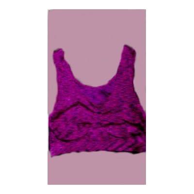 8383b9fe40847 Women s yoga workout easy to wear bra - Purple