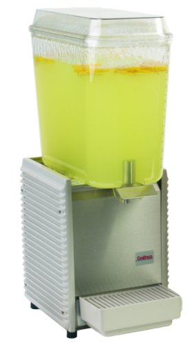 - Grindmaster-Cecilware D15-4 Crathco Classic Bubblers Premix Cold Beverage Dispensers, 5-Gallon