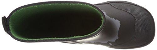 Enfant Vert Lyn Black de Mixte 204 Pluie Noir Viking Noir Bottes Green wX17Uc1q