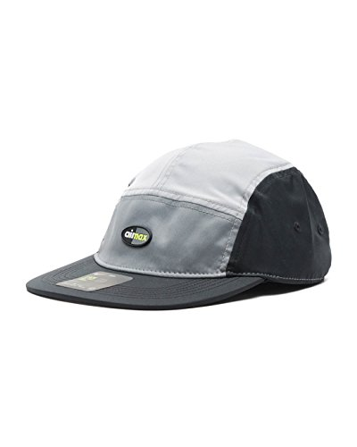 NIKE Aerobill AW84 Air Max Adjustable Unisex Hat Cool Grey/Wolf Grey/Black 891297-065 One Size (Best 5 Panel Hats 2019)