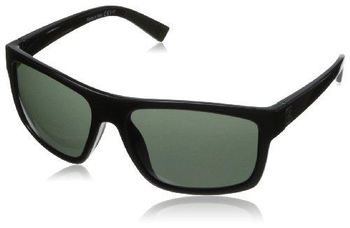 (VonZipper Speedtuck Rectangular Sunglasses,Black Gloss,58 mm)