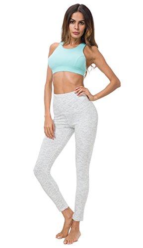 Dye Alta Leggings Da Pantaloni Bianco Yoga Space Queenieke Corsa Donna Vita A cXpqqdWv