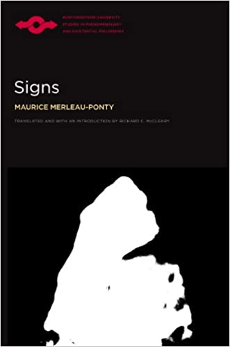 Signs Studies In Phenomenology And Existential Philosophy Maurice