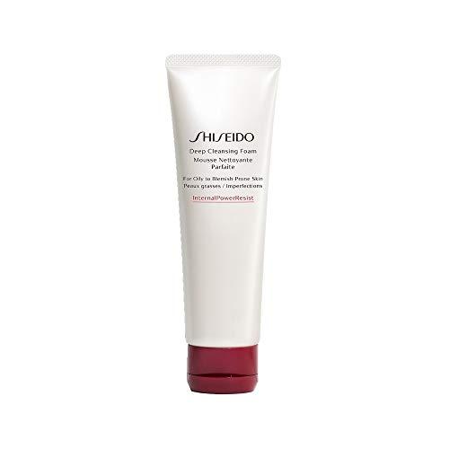 Shiseido Deep Cleansing Foam By Shiseido for Women - 4.4 Oz Cleanser, 4.4 Oz