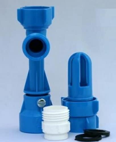 Waterbed Mattress Fill & Drain Kit