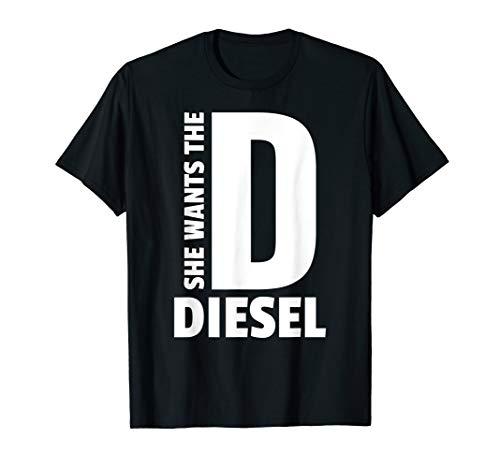 - She wants the D Funny Diesel Lover Truck Coal Roaling Smoke