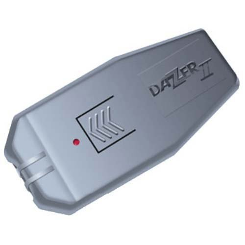 Electronic Dog Repellent - Dog Dazer II Ultrasonic Dog Deterrent