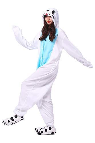 Costume Sea Adulte Pyjama Lion Animal Combinaison Unisexe Blue Cosplay A6qSwda