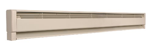 Fahrenheat PLF1504 BASEBOARD HEATERS, Navajo White