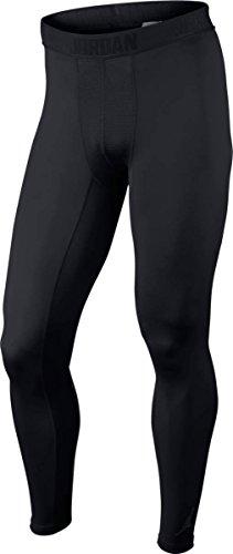 Jordan All Season Compression Tights Mens Black 642348 010 (XL)