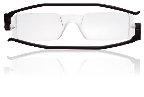 Nannini Compact One Optics 1.5 Temples Reading Glass (Black)
