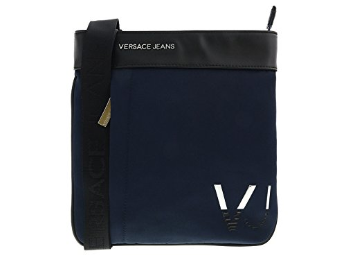 757396434f Versace Men's Jeans Cross Body Bag: Amazon.co.uk: Shoes & Bags