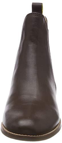 Bottes Chocolate Joules Femme Chelsea Dkchoc Westbourne Marron dark OCqf7p