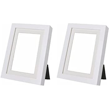 Amazon Ikea Ribba Frame White Picture Frame Sets