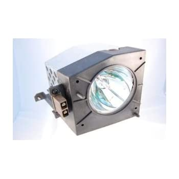 Amazon.com: Toshiba 52HM84 rear projector TV lamp with housing ...