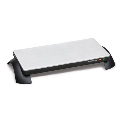 Toastess TWT-20 2-Plate Cordless Warming Tray