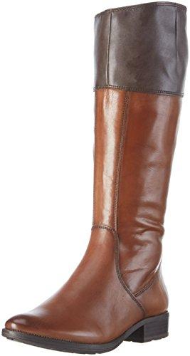 Tamaris 25500 - Botas altas para mujer Marrón (MUSCAT/MOCCA 338)