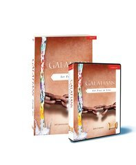 Galatians: Set Free to Live, Starter Pack 4-DVD Set & Study Guide by ASCENSION PRESS
