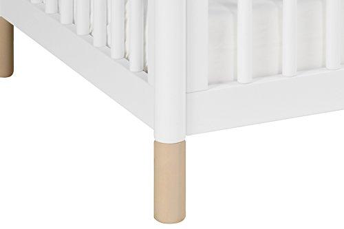 gelato crib dresser feet