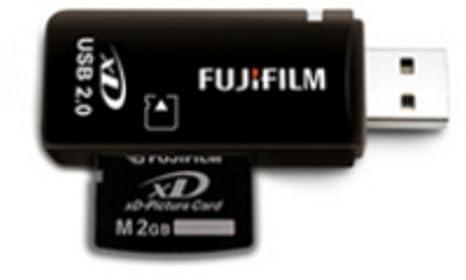 Amazon.com: Fujifilm tarjeta de XD lector de tarjetas de ...
