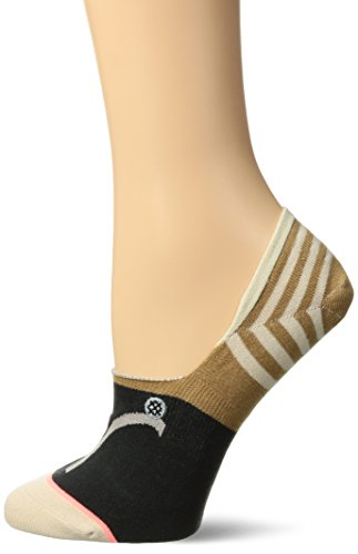 Stance Women's Aries Zodiac Astrology Print Super Invisible Sock, Multi, S