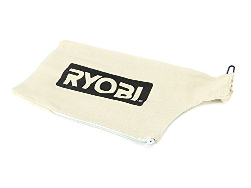 Ryobi TS1142L Compound Miter Saw Replacement Dust Bag W/Wire # (Miter Saw Part)