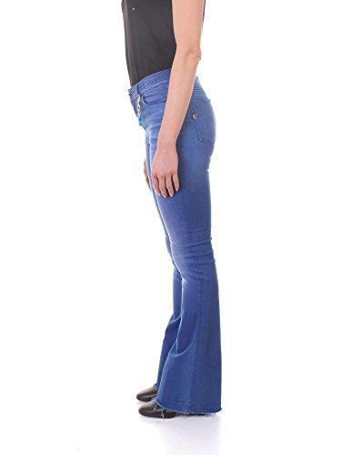 Twinset JS82WT Jeans Donna Denim Blue 26