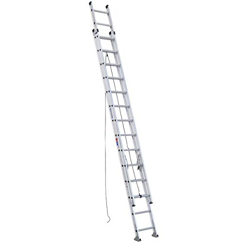 28 ft. Type IA Aluminum D-Rung Extension Ladder