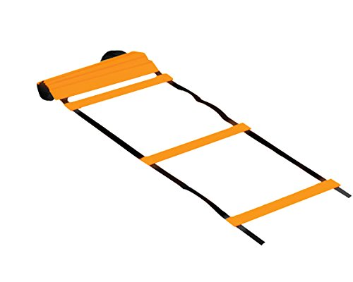 Powrfit Rubberized Slat Ladder (4 Pack) by Palos Sports