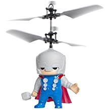 Marvel Heros Flying Copter - Fun Hand Control Levitating Heli Ball - Figure Flies up to 15 Feet for Indoor RC fun!