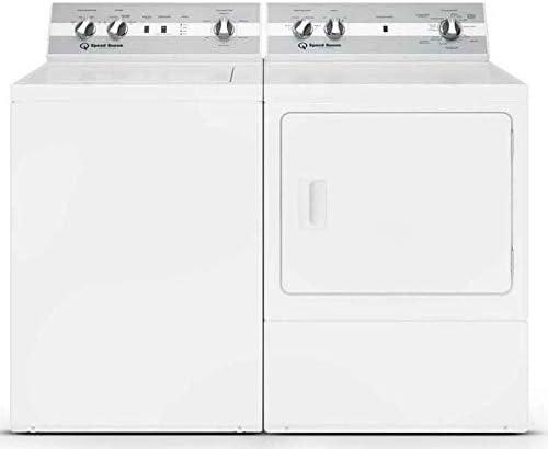 Amazon.com: Speed Queen TC5000WN - Par de lavadoras de 26