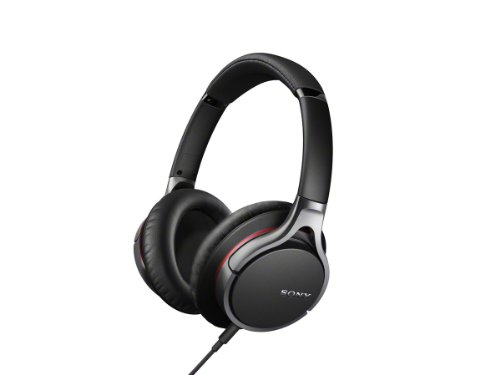 Sony MDR10R Hi Res Stereo Headphones product image
