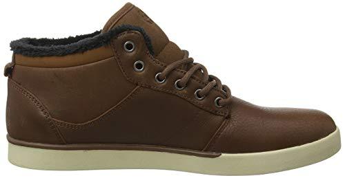 Homme Jefferson Marron Pour Chaussures Marron De Mid Eu Skateboard Etnies 39 8wYHd8