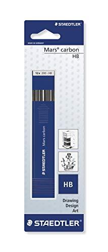 Staedtler Mars Carbon Lead, 12 x 2mm, HB (200-HB) ()