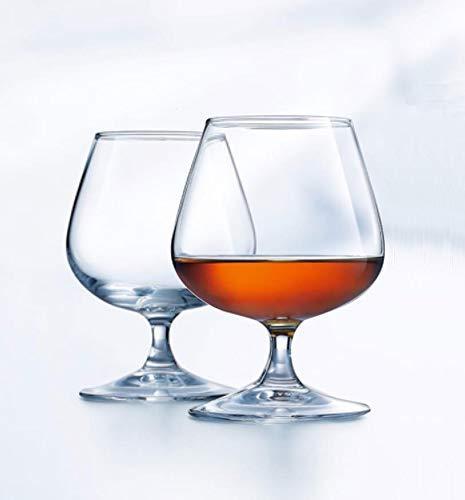 Luminarc Brandy Glass Set of 2, 250 ml