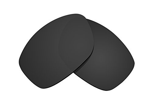 Brand New Littlebird4 Polarized Replacement Lenses for Oakley Ten X Sunglasses - Multiple Options (Dark - Lenses Oakley Ten