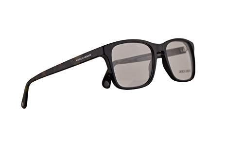 Giorgio Armani AR7158 Eyeglasses 54-19-145 Black w/Demo Clear Lens 5017 AR 7158