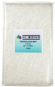 F/G MAT 1-1/2OZ X 50IN X 3 YD (Fiberglass Mat Tape)